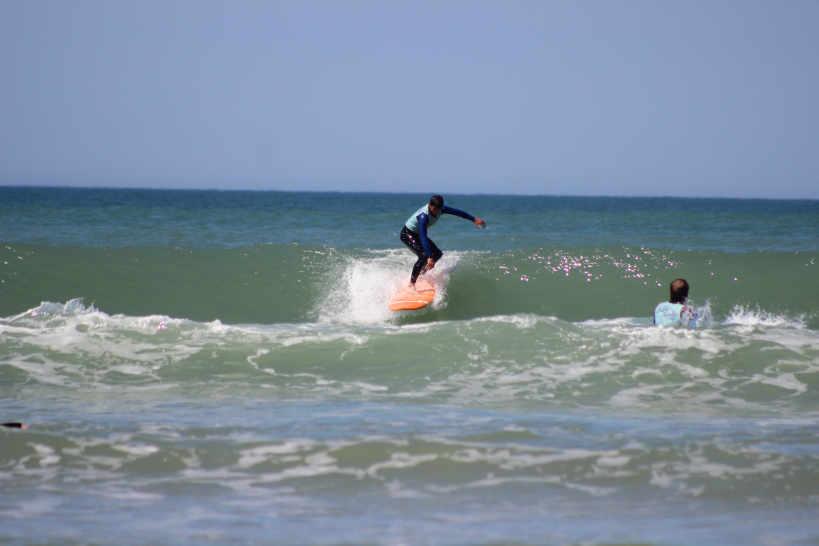 surf lacanau sud