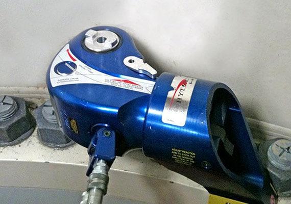 clé hydraulique HYTORC